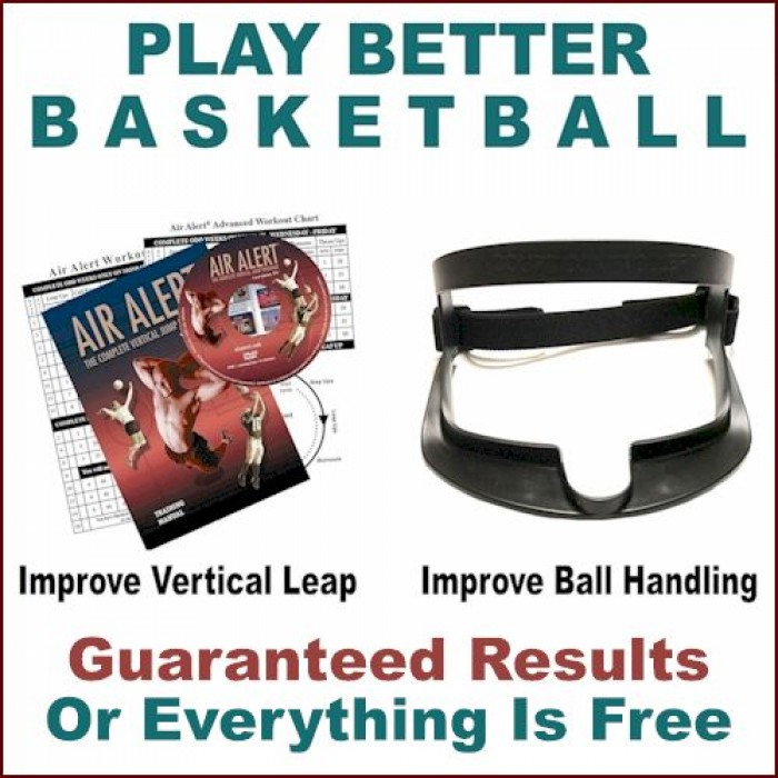 Play Better Basketball - Dribble Better and Jump Higher