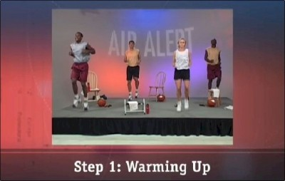 Step 1: Warming Up
